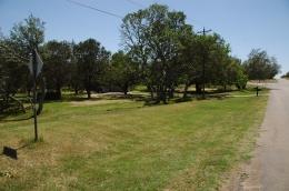 A View down the Road, towards Fredericksburg