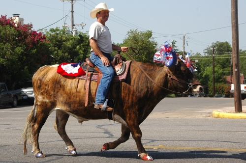4th of July, Texas Style