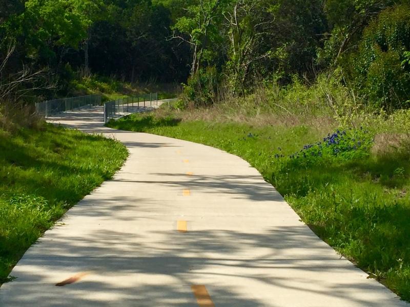 Southern Walnut Creek Trail