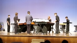 FHS Percussionists