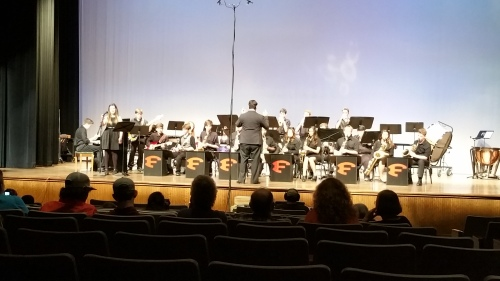 FHS spring concert