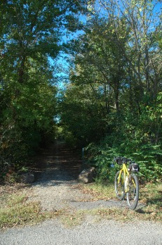 Old Frisco Trail