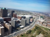 St. Louis from Above: