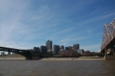 St. Louis from the River