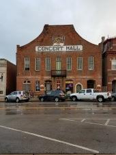 Concert Hall and Barrel