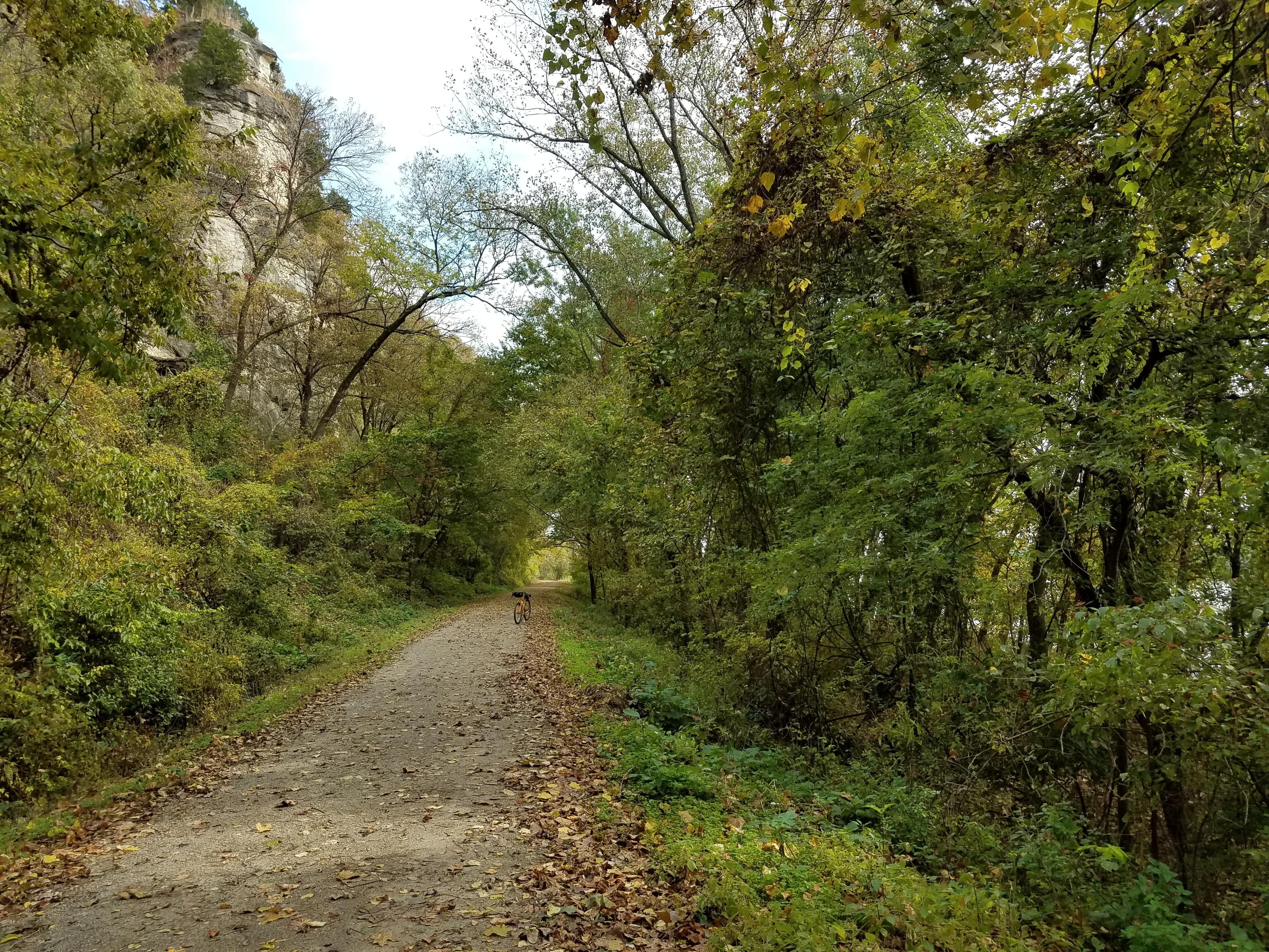 RailTrailsRoadTrip – Day 11 [Katy Trail]   Pit's Fritztown ... Katy Trail