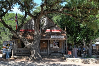 Luckenbach Post Office