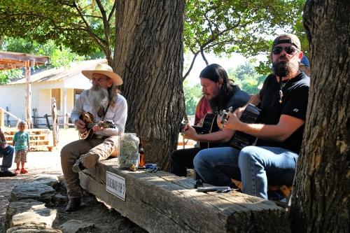 Luckenbach musicians