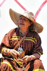 Lipan Apache Woman