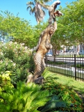 Galveston Tree Sculptures