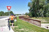 North Platte River Bike Trail