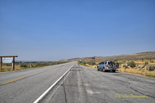 Montana-Wyoming Border