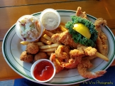 Topwater Grill Food