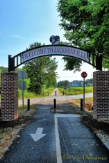 Entering jacksonville