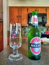 Beck's Glass