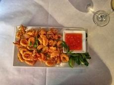 dinner at Liberty Hall