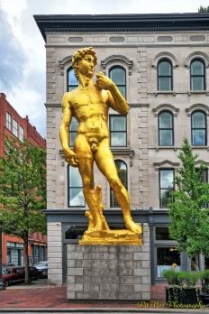 Louisville Statue