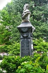 hecker monument