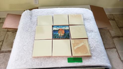 backspalsh tiling