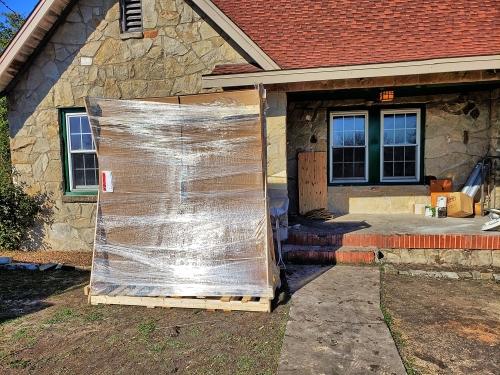 patio door package