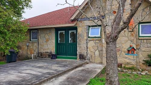 patio and door