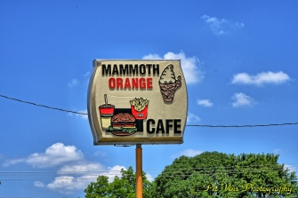 Mammoth Orange Cafe