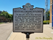 STAX Studio & Museum - Historical Marker
