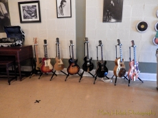 SUN Studio - A Collection of Guitars