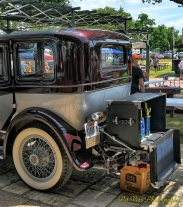 15th Annual Masonic Car Show