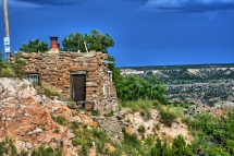 Neighboring Lighthouse Cabin