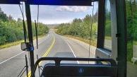 coach ride