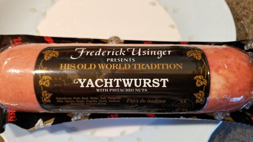 yachtwurst