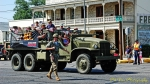 Vehicles in Parades