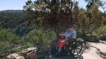 at Walnut Creek Canyon National Monument