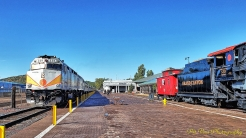 Grand Canyon Railway - Williams Depot