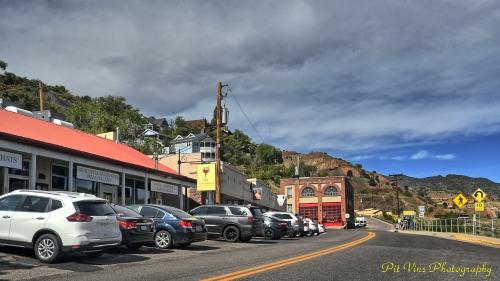 Jerome/AZ - Main Street